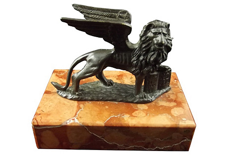 Griffin Paperweight
