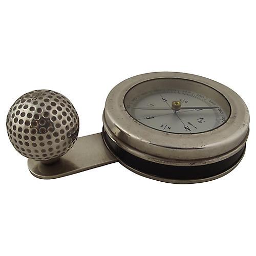 Hermès Golf Ball Compass