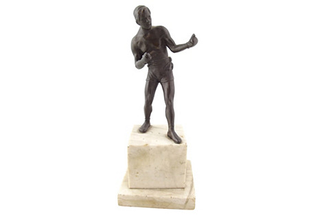 Boxing Statue