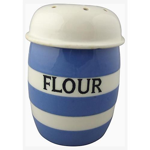 Cornishware Flour Shaker
