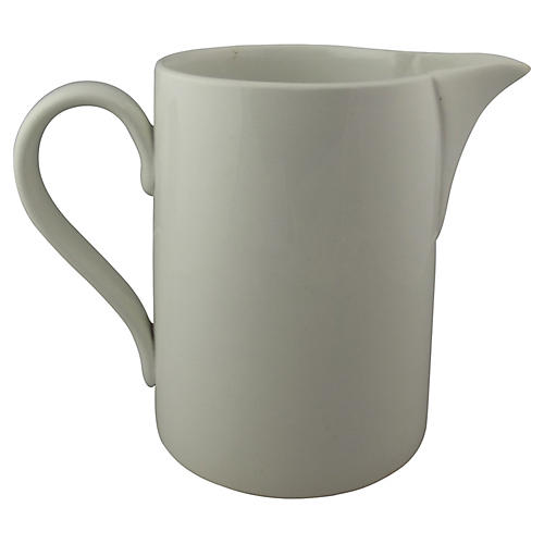 Dutch Ironstone Pitcher