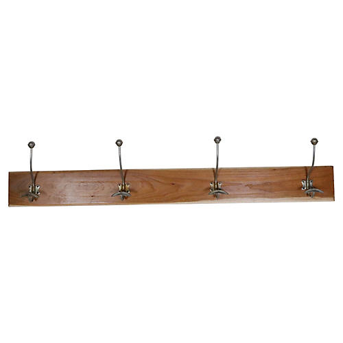 French Bistro Coat Rack