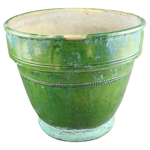 French Provencal Cache Pot
