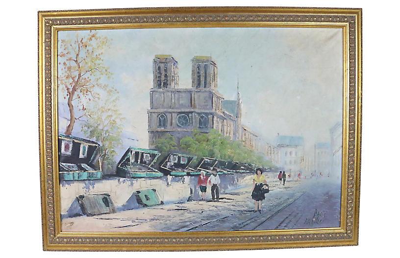 Parisian Painting