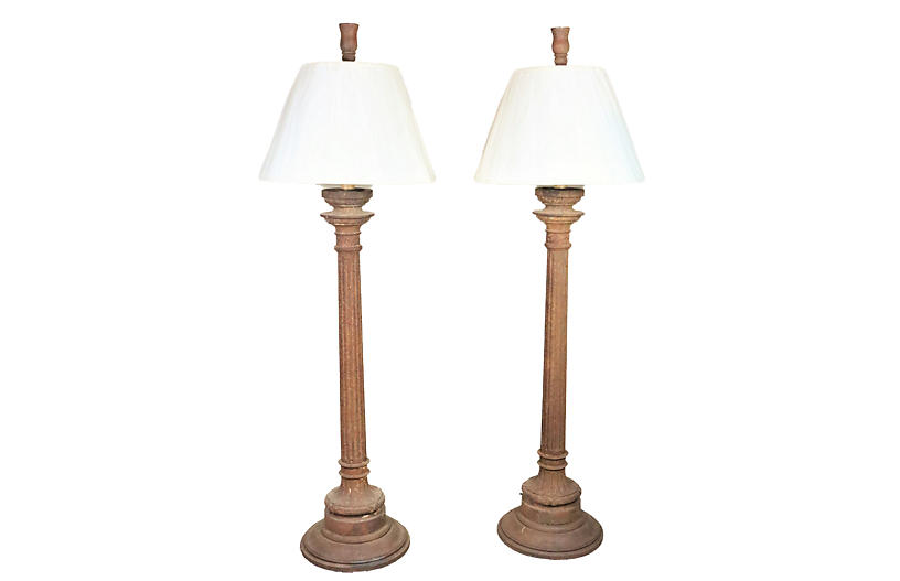 Architectural Cast Iron Lamp Post Lamps