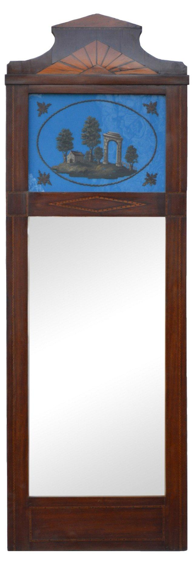 Biedermeier  Mirror, C. 1840