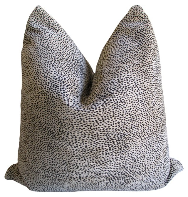 Cheetah-Print           Pillow