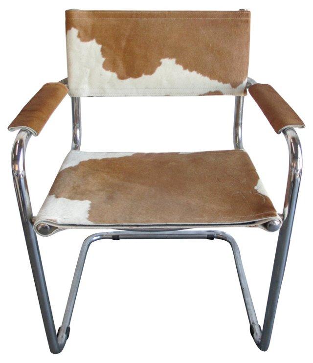 Italian Midcentury   Cantilever Chair