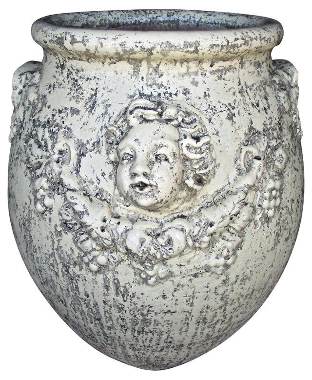 French Olive Jar