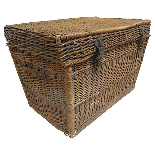 English Willow Trunk, Large