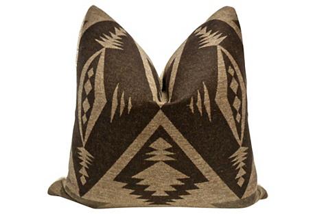 Ralph Lauren Trading  Blanket  Pillow