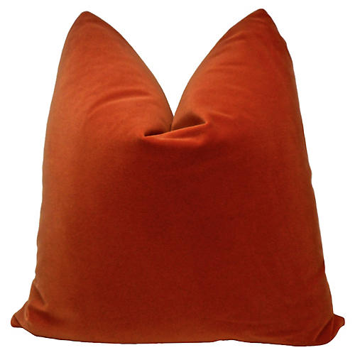 Soleil Velvet Pillow