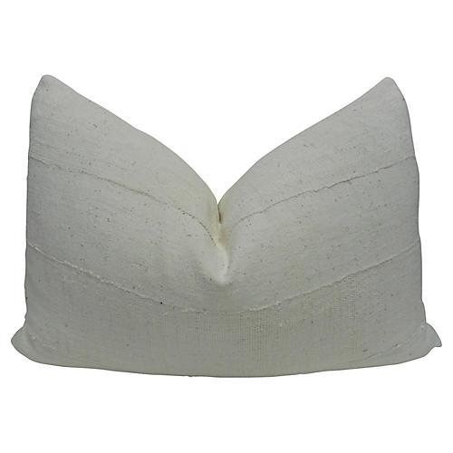 Natural Mud-Cloth Pillow