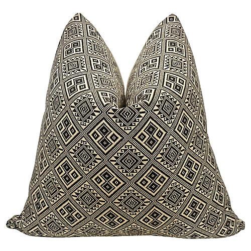 Vintage Tribe & Berber Pillow