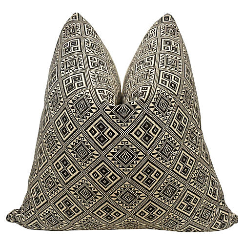 Tribe & Berber Pillow