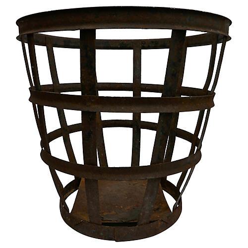 European Vintner's Basket