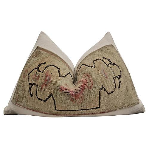 Berber Kilim & Gitano Oversize Pillow