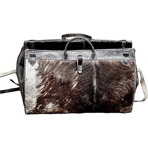 Hair-on-Hide Leather Bag