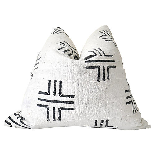 Mud-Cloth Pillow