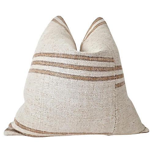 Berber Handwoven Kilim Wool Pillow