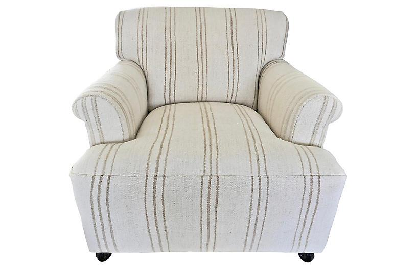 Edward Wormley Mid-Century Lounge Chair