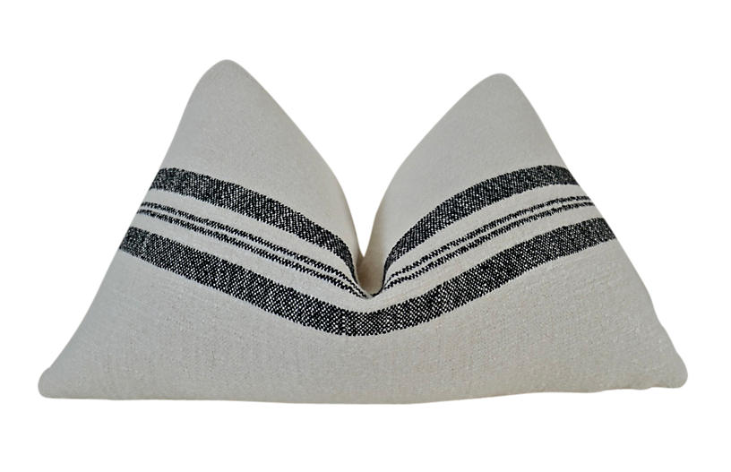Barcelo Stripe Pillow
