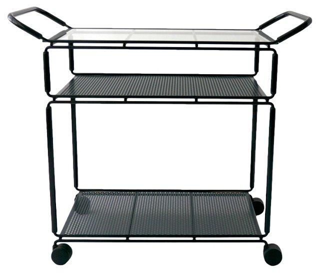 Postmodern Bar Cart