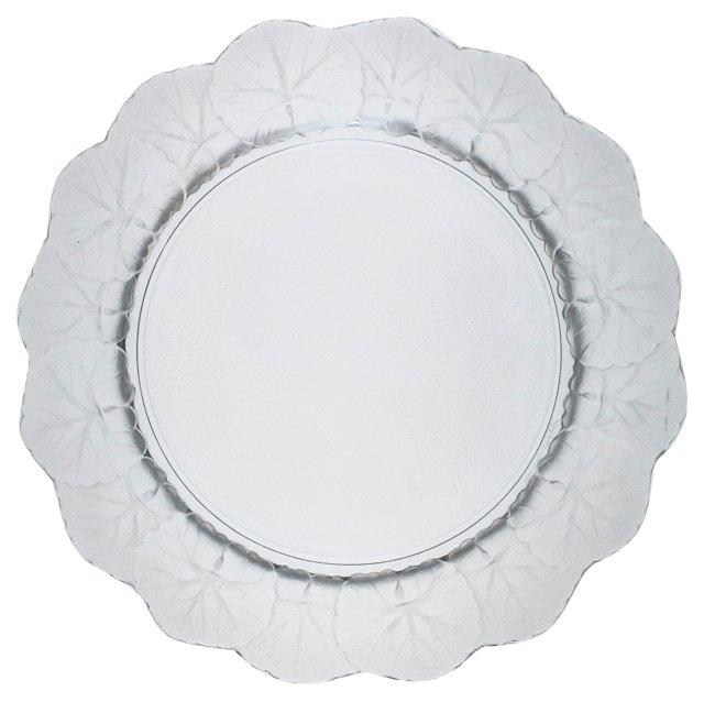 Lalique Honfleur Plate
