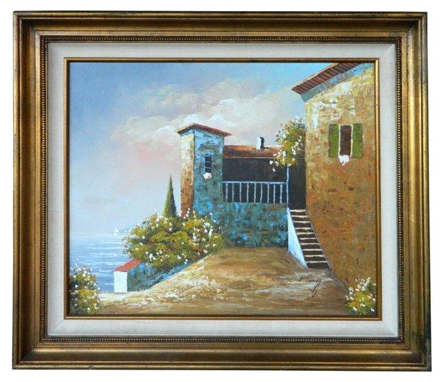 French  Méditerranée Villa