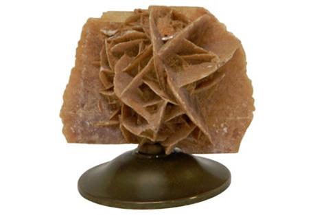 Mounted Sahara Desert Sand Rose