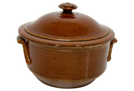 French Lidded Tureen