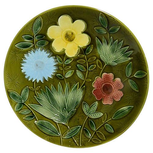 French Sarreguemines Bowl