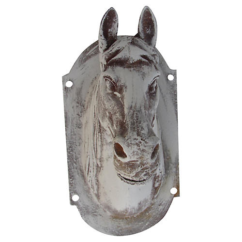 Iron Horse Head Mount
