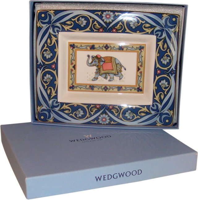 Wedgwood Elephant Tray