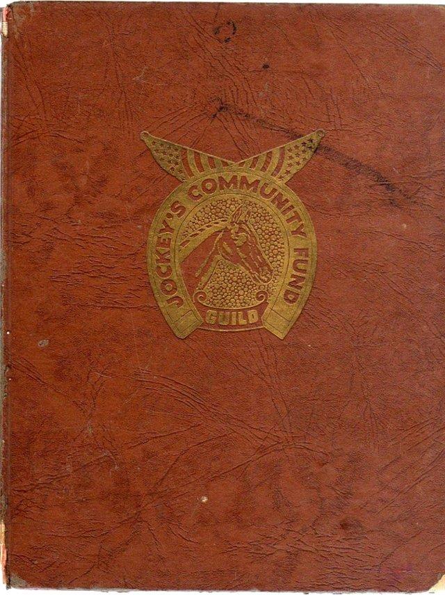 1945 Jockey's Community Yearbook