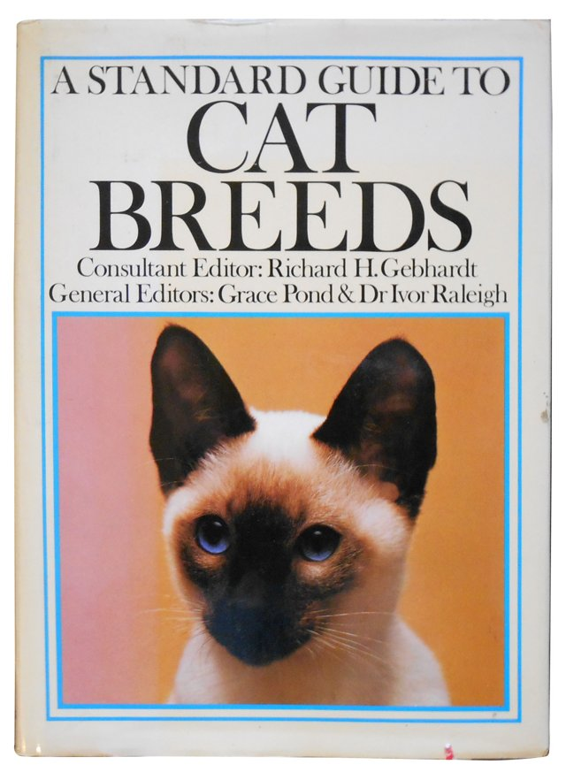 A Standard Guide to Cat Breeds