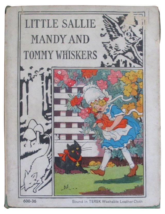 Mandy & Tommy   Whiskers