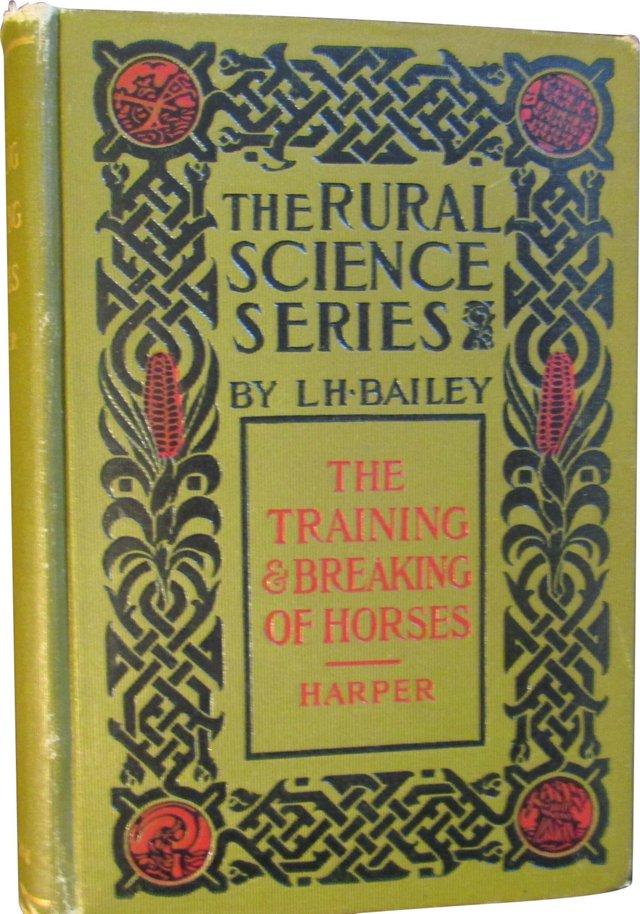 1912 Training & Breaking of Horses