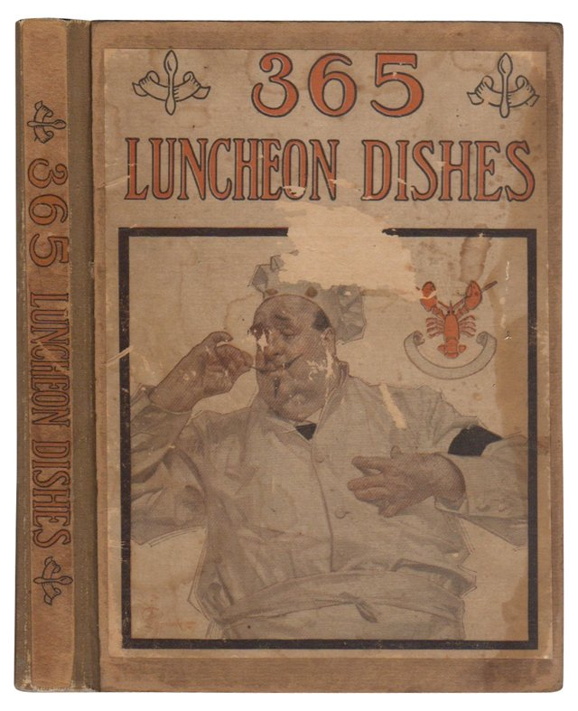 365 Luncheon Dishes, 1902