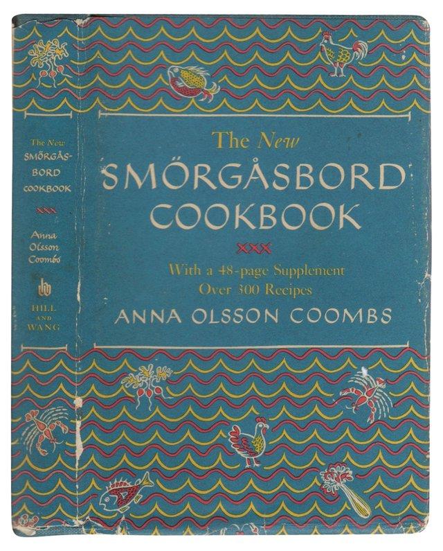 The New Smörgasbord Cookbook