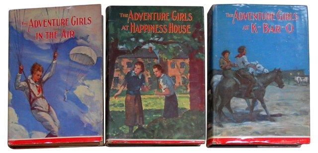The Adventures Girls, S/3