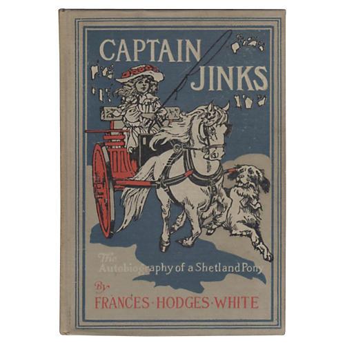 Captain Jinks, the Shetland Pony