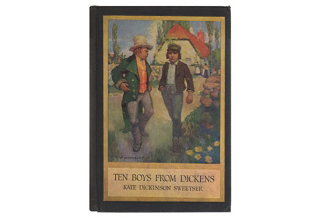 Ten Boys From  Dickens