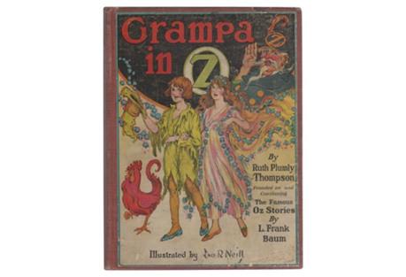 Grampa in Oz, 1st Ed