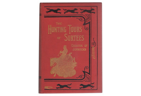 The Hunting Tours of Surtees