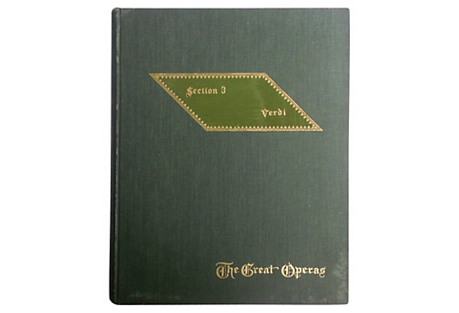 The Great Operas - Verdi