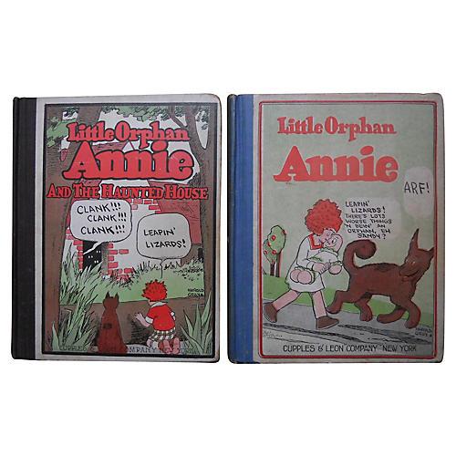 Little Orphan Annie, S/2