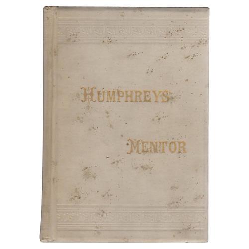 Humphreys' Homeopathic Mentor, 1916