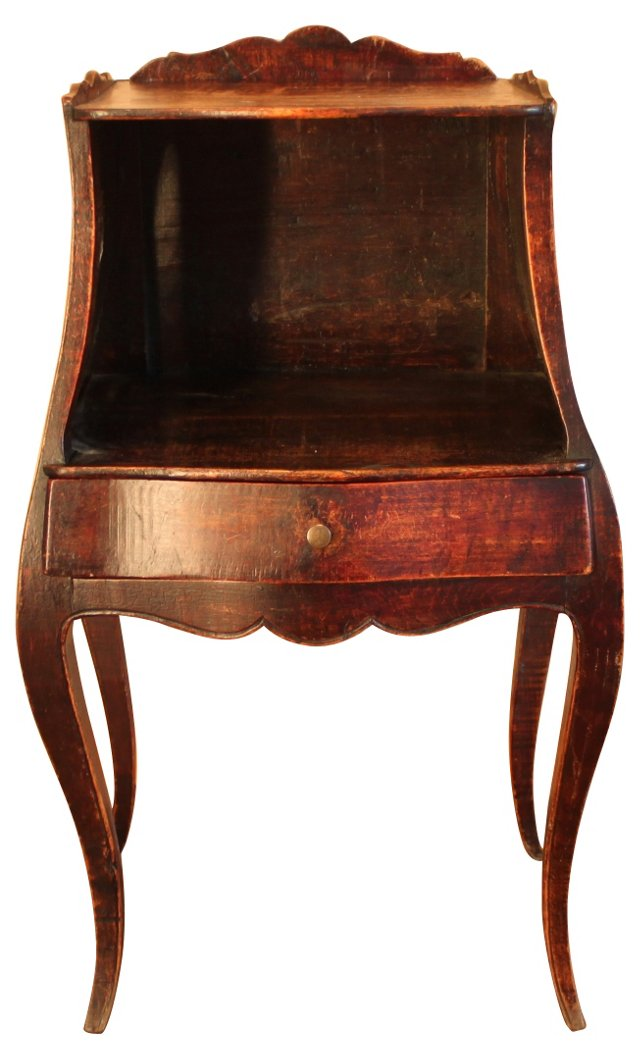 19th-C. French Side Table