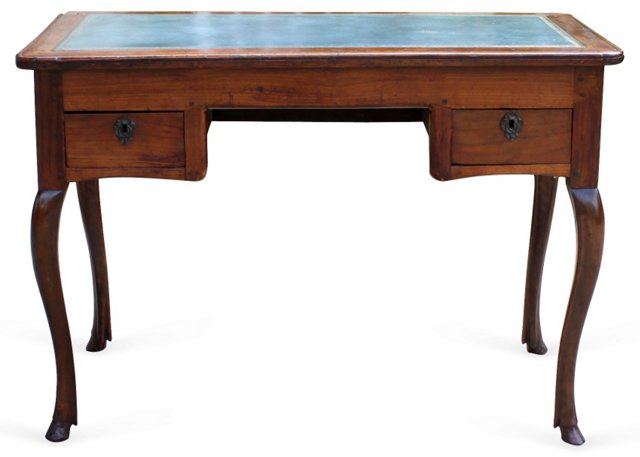 18th-C. French Provençal  Desk